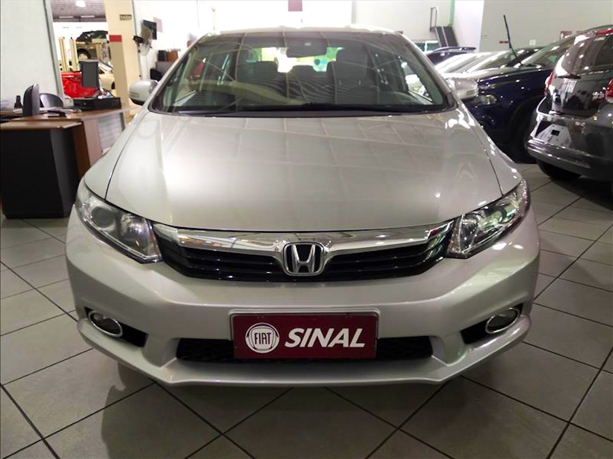 Honda CIVIC 1.8 LXL 16V 2012/2012