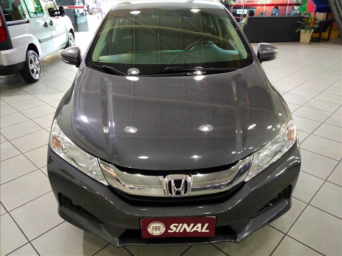Honda CITY 1.5 EX 16V 2016/2016
