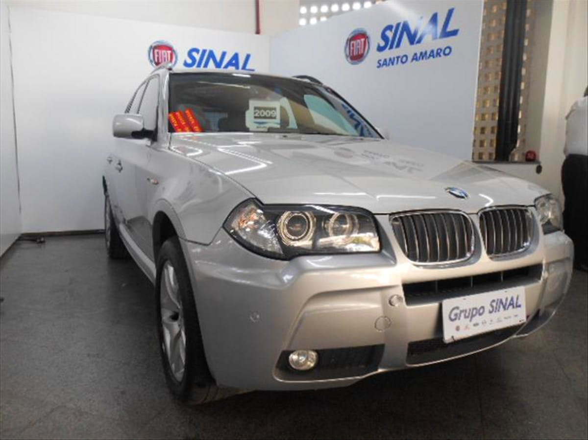 BMW X3 3.0 Sport 4X4 24V 2008/2009
