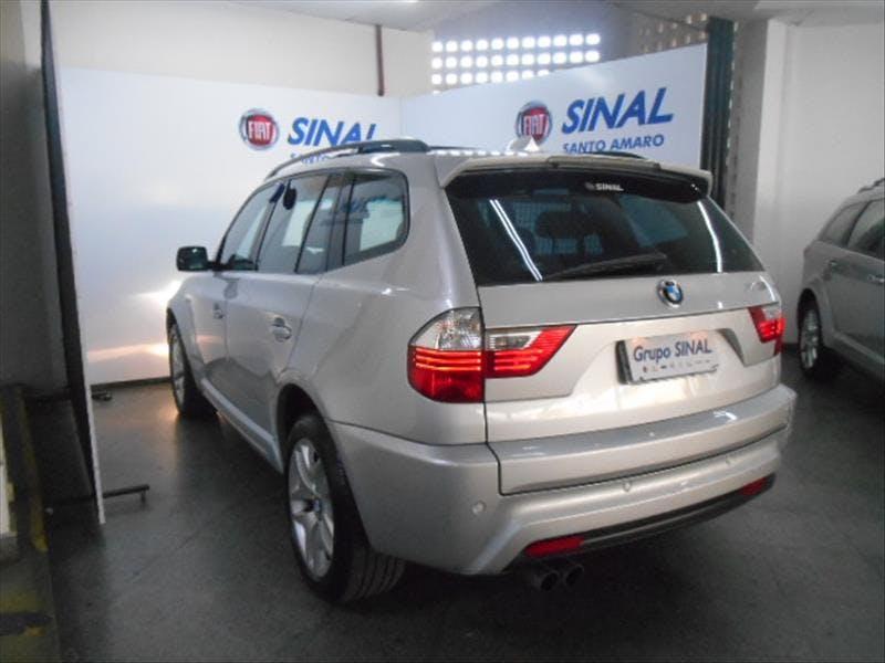 BMW X3 3.0 Sport 4X4 24V 2008/2009 - Foto 3