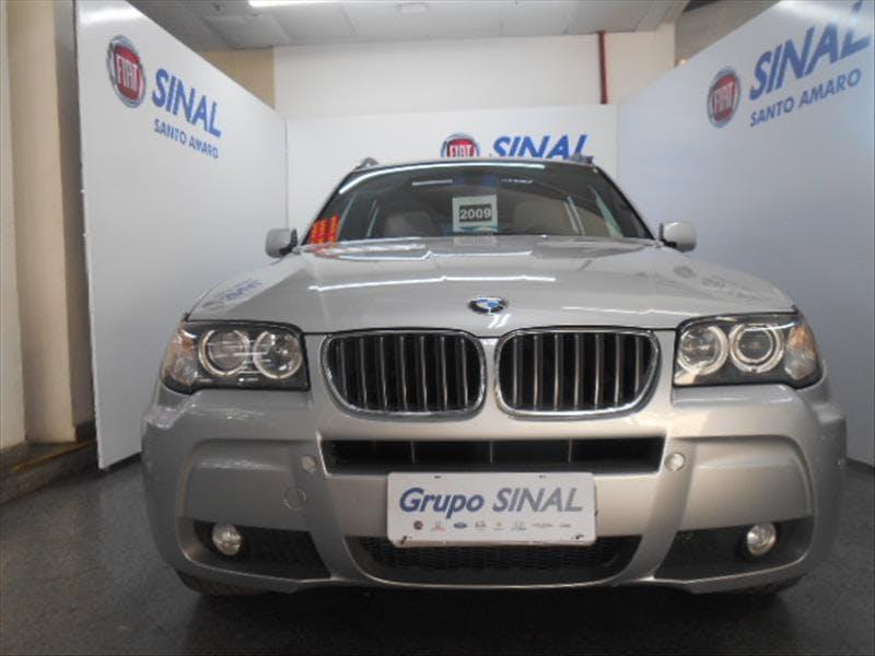 BMW X3 3.0 Sport 4X4 24V 2008/2009 - Thumb 5