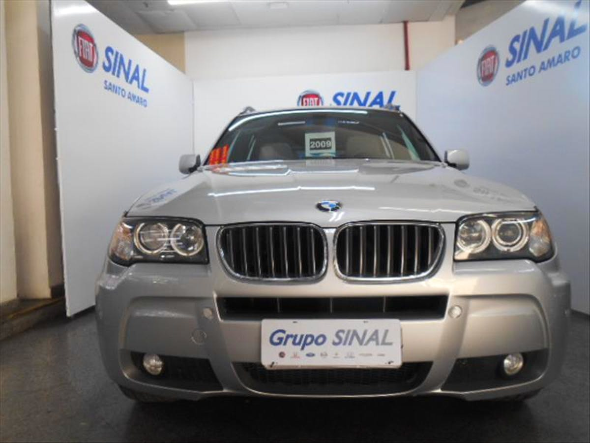 BMW X3 3.0 Sport 4X4 24V 2008/2009 - Foto 5