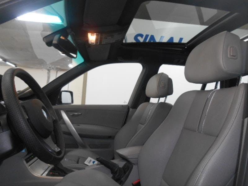 BMW X3 3.0 Sport 4X4 24V 2008/2009 - Thumb 7