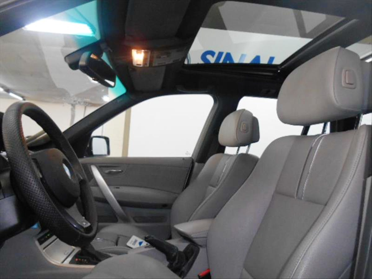 BMW X3 3.0 Sport 4X4 24V 2008/2009 - Foto 7