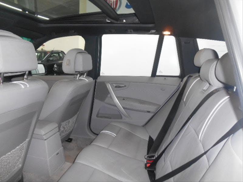 BMW X3 3.0 Sport 4X4 24V 2008/2009 - Foto 8