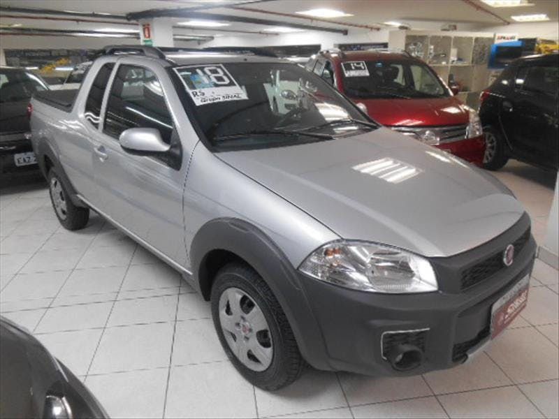 FIAT STRADA 1.4 MPI Hard Working CE 8V 2018/2018