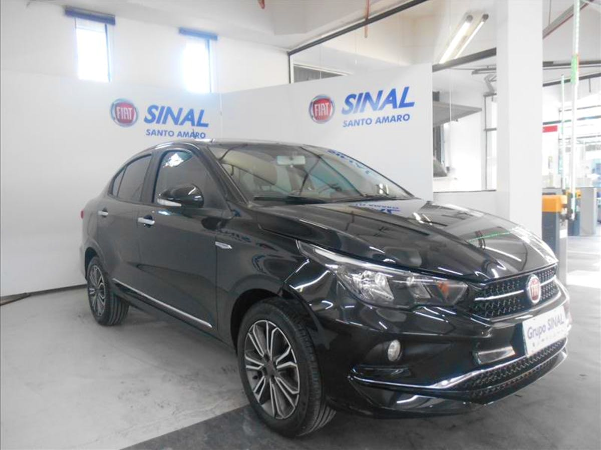 FIAT CRONOS 1.8 E.torq Precision AT6 2018/2019