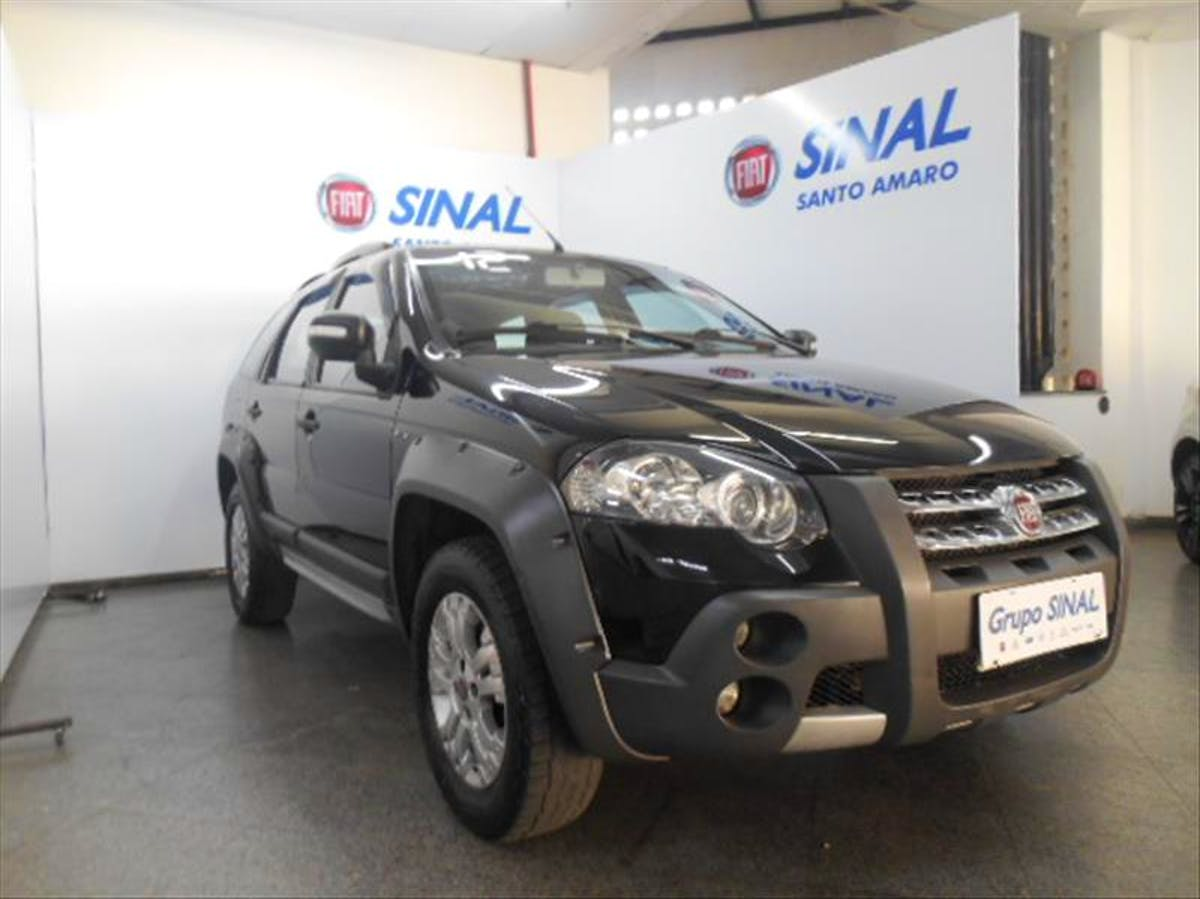 FIAT PALIO 1.8 MPI Adventure Weekend 16V 2011/2012