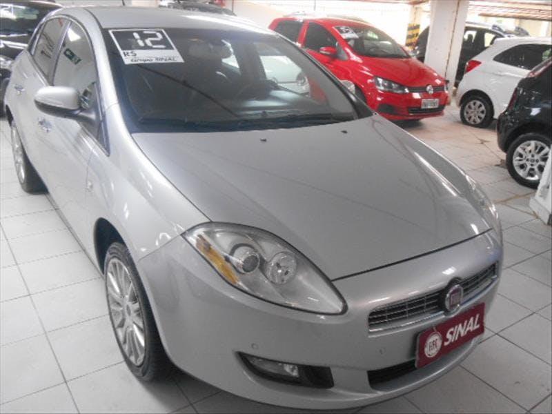 FIAT BRAVO 1.8 Absolute 16V 2011/2012