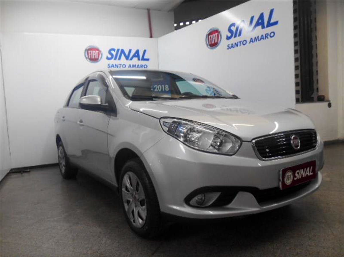FIAT GRAND SIENA 1.4 MPI Attractive 8V 2017/2018
