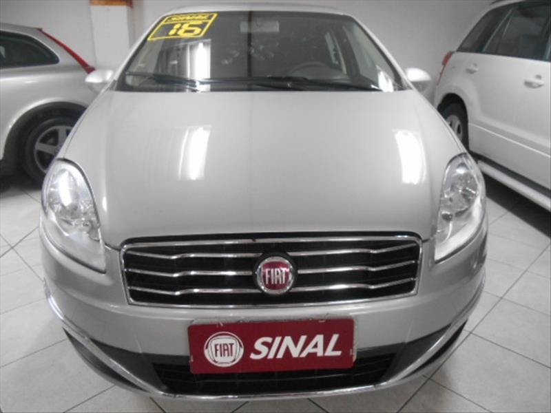FIAT LINEA 1.8 Absolute 16V 2015/2016