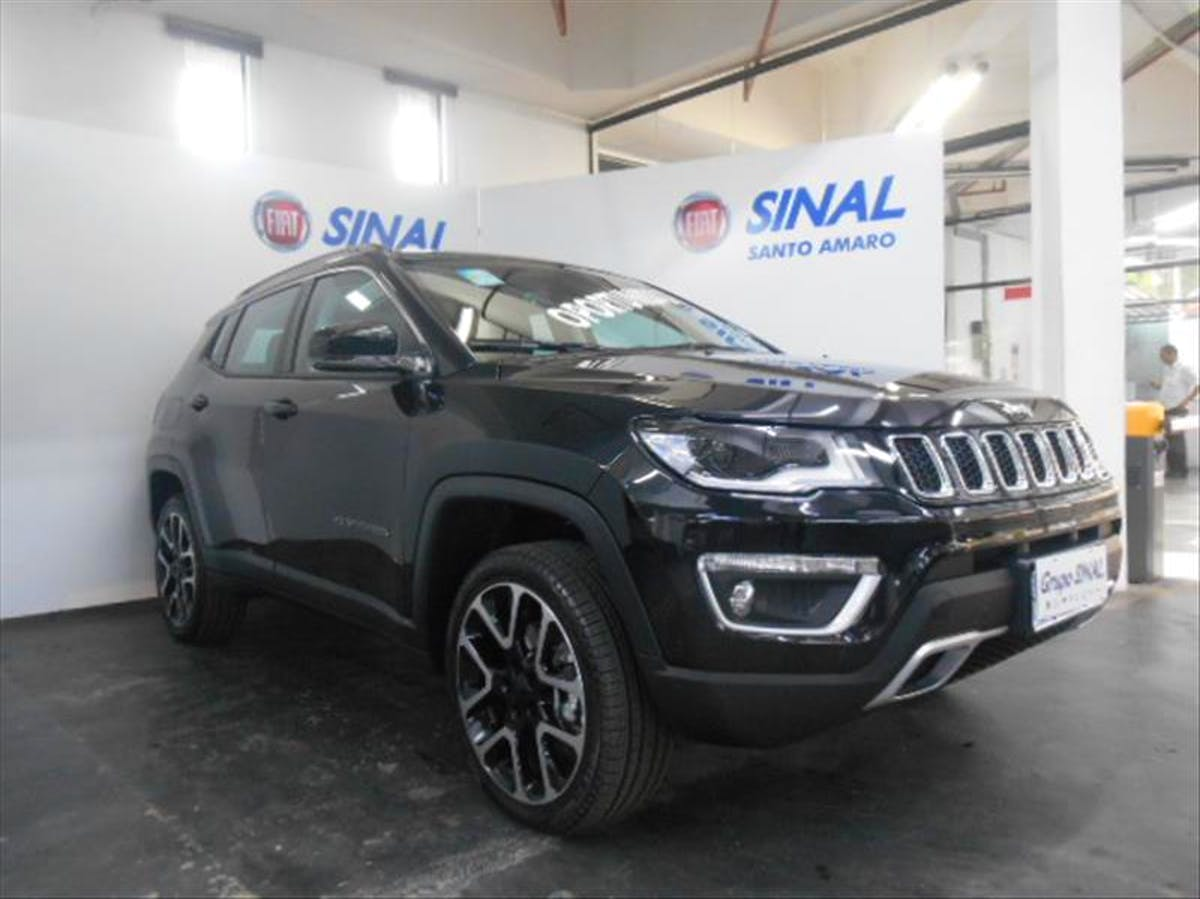 JEEP COMPASS 2.0 16V Limited 4X4 2019/2019