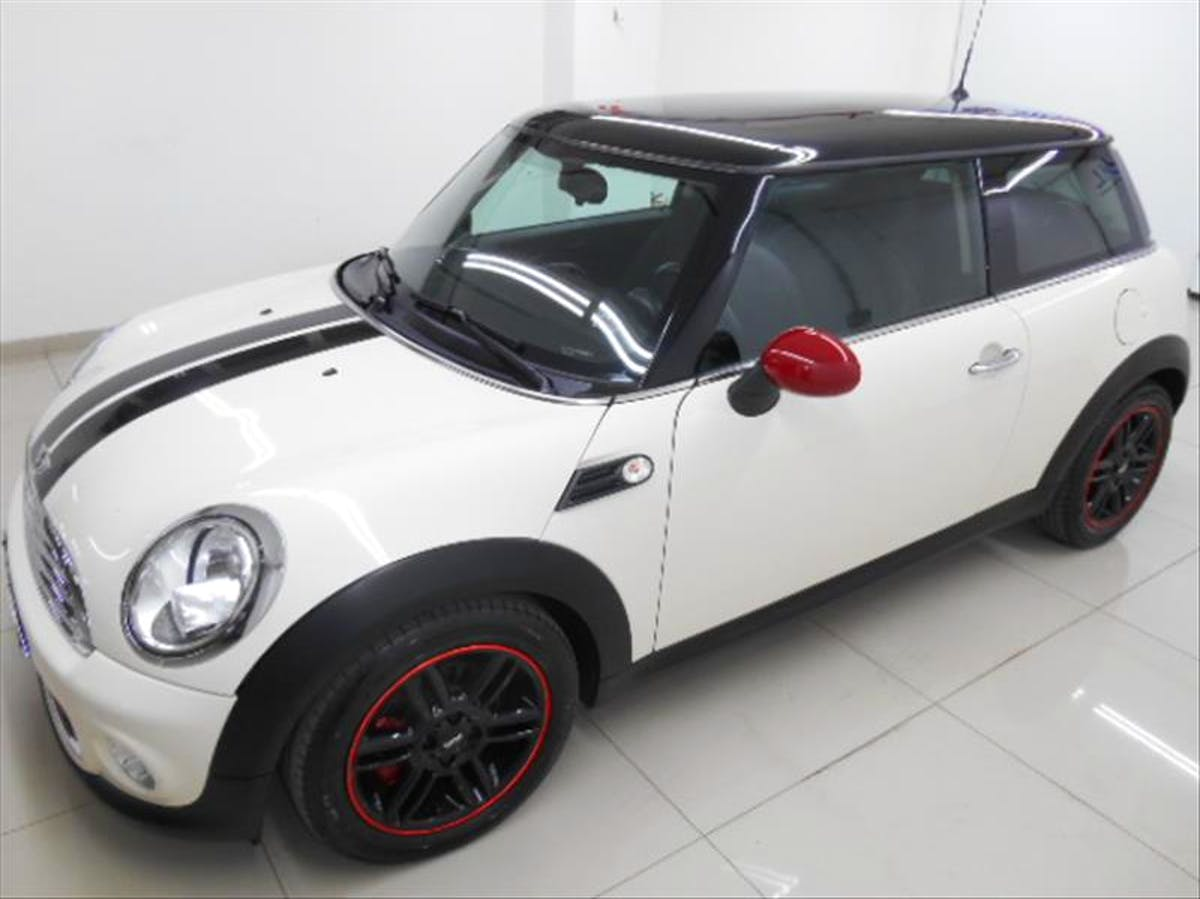 MINI COOPER 1.6 Pepper 16V 2012/2012