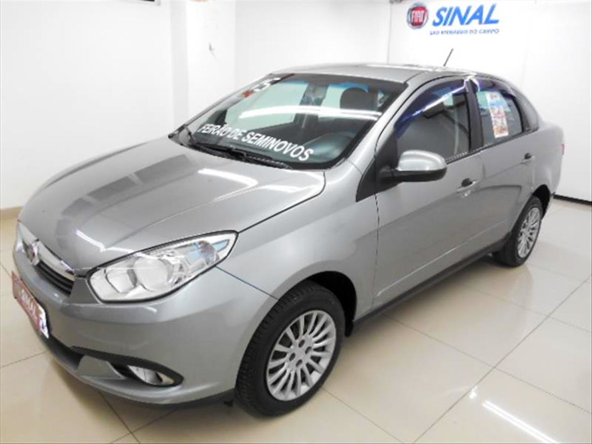 FIAT GRAND SIENA 1.4 MPI Attractive 8V 2014/2015