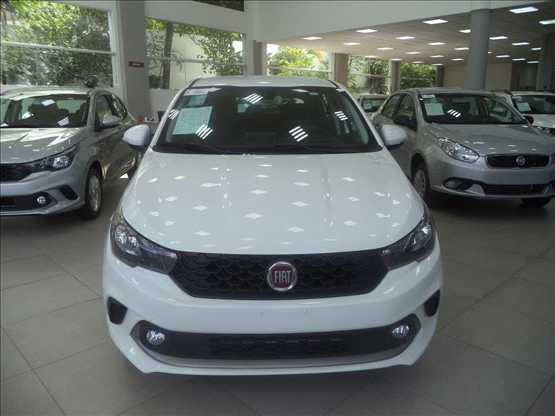 FIAT ARGO 1.8 E.torq Precision AT6 2018/2019