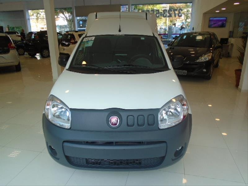FIAT FIORINO 1.4 MPI Furgão Hard Working 8V 2018/2018 - Thumb 1