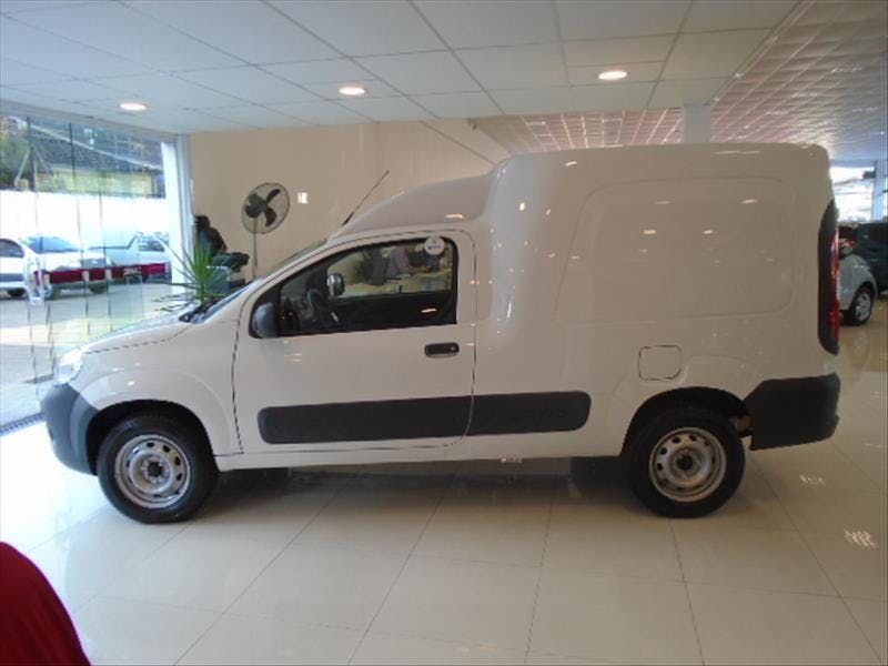 FIAT FIORINO 1.4 MPI Furgão Hard Working 8V 2018/2018 - Thumb 3