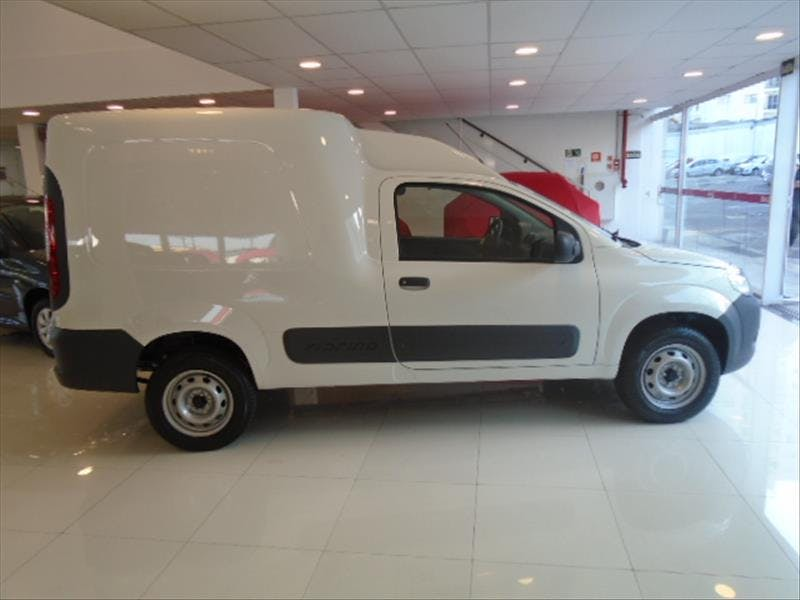 FIAT FIORINO 1.4 MPI Furgão Hard Working 8V 2018/2018 - Thumb 4