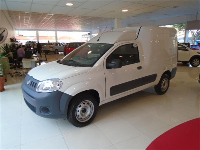 FIAT FIORINO 1.4 MPI Furgão Hard Working 8V 2018/2018 - Thumb 5