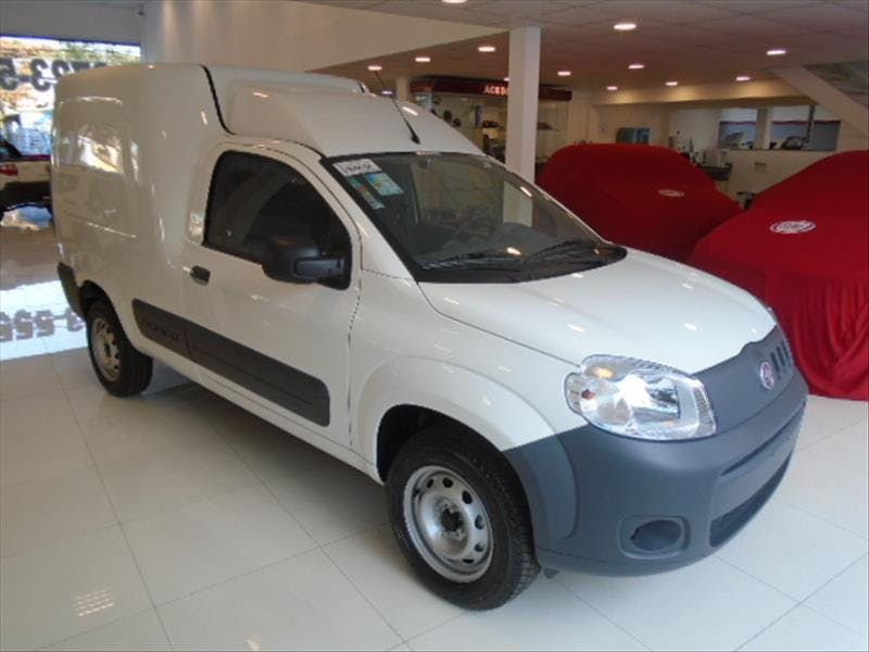 FIAT FIORINO 1.4 MPI Furgão Hard Working 8V 2018/2018 - Thumb 6