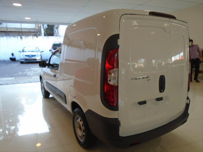 FIAT FIORINO 1.4 MPI Furgão Hard Working 8V 2018/2018 - Thumb 7