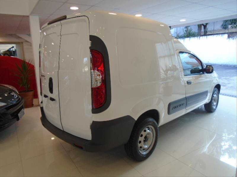 FIAT FIORINO 1.4 MPI Furgão Hard Working 8V 2018/2018 - Thumb 8
