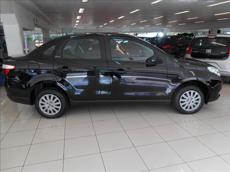 FIAT GRAND SIENA 1.0 EVO Attractive 2018/2019 - Foto 4