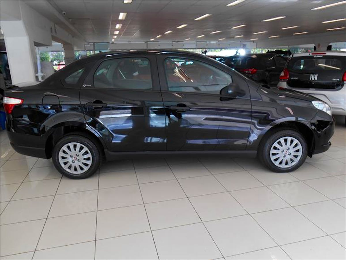 FIAT GRAND SIENA 1.0 EVO Attractive 2020/2021 - Foto 4