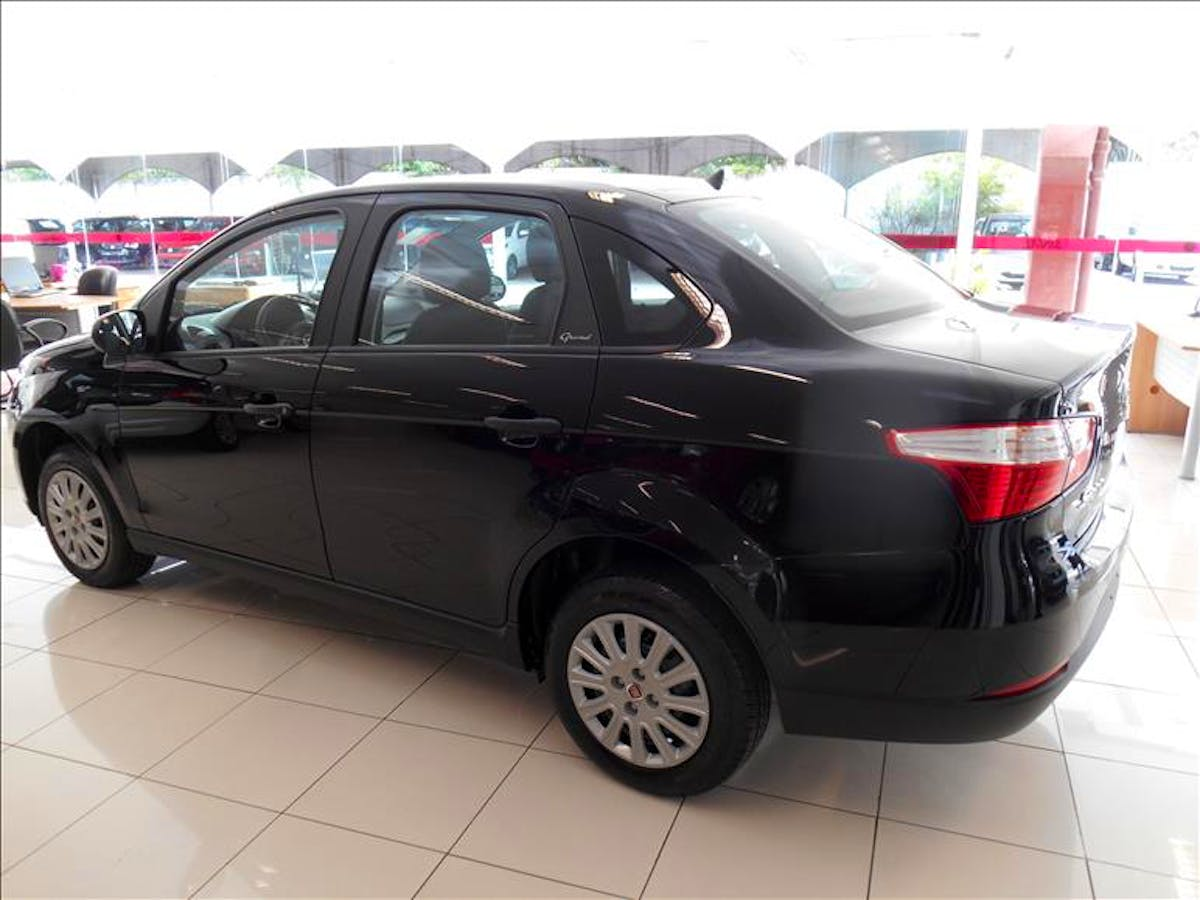 FIAT GRAND SIENA 1.0 EVO Attractive 2020/2021 - Foto 7