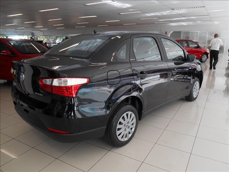FIAT GRAND SIENA 1.0 EVO Attractive 2018/2019 - Foto 8