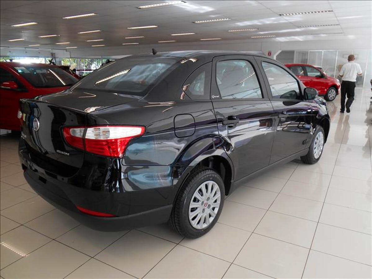 FIAT GRAND SIENA 1.0 EVO Attractive 2020/2021 - Foto 8