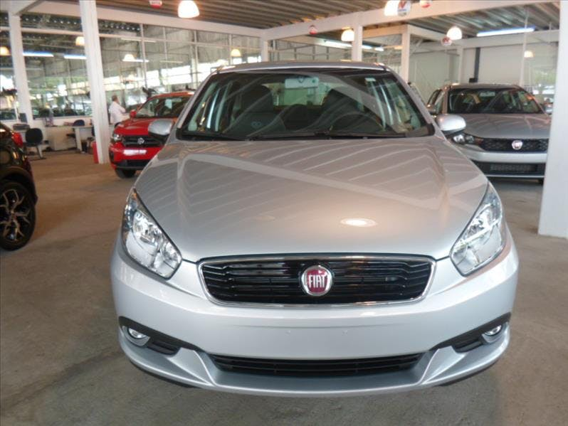 FIAT GRAND SIENA 1.4 MPI Attractive 8V 2018/2019 - Thumb 1