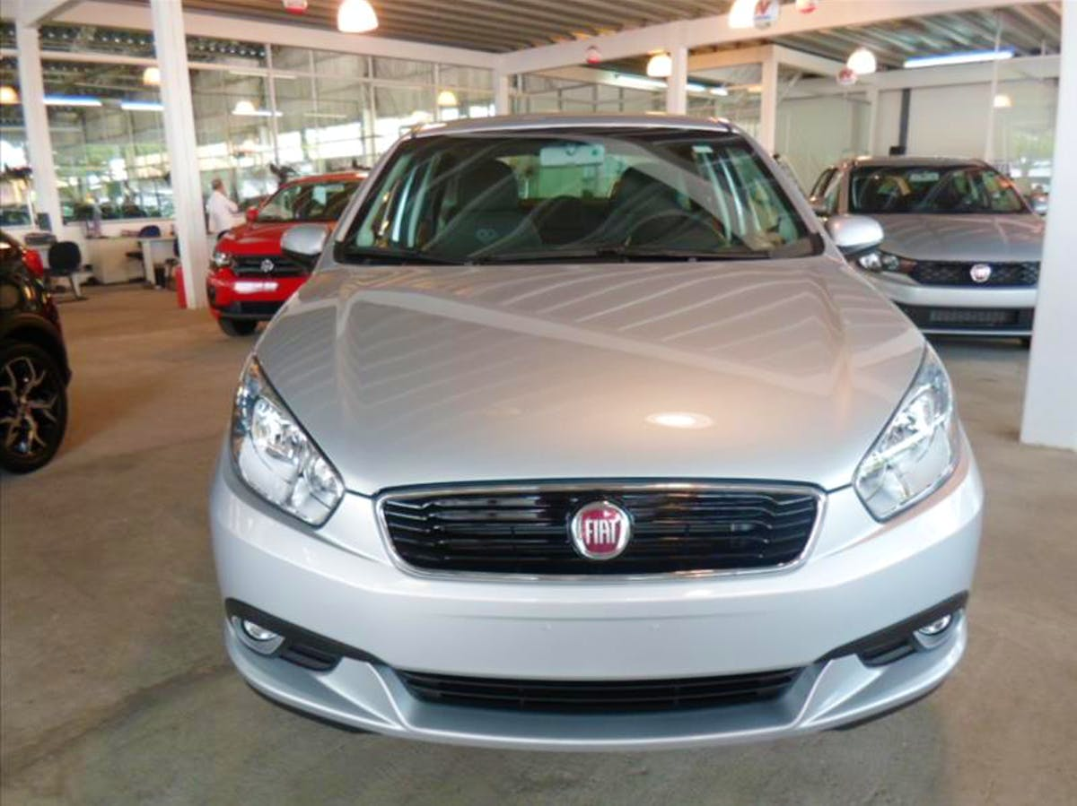 FIAT GRAND SIENA 1.4 MPI Attractive 8V 2020/2021