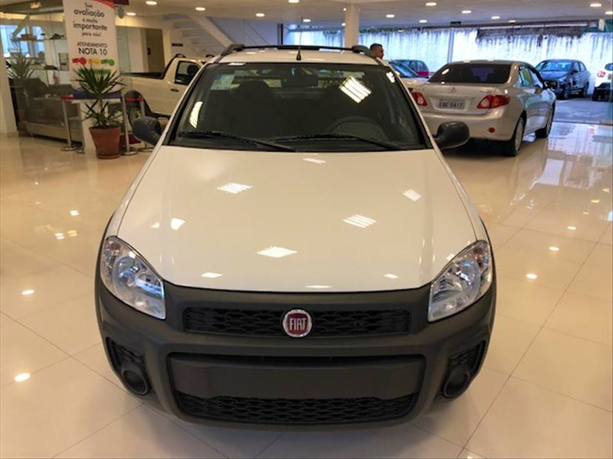 FIAT STRADA 1.4 MPI Hard Working CE 8V 2019/2019