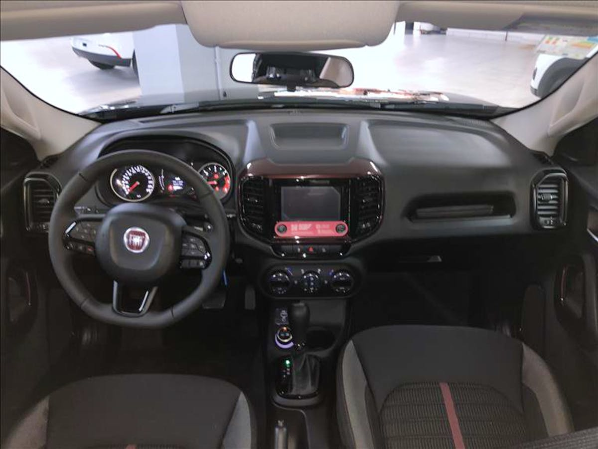FIAT TORO 2.0 16V Turbo Freedom 4WD 2020/2020 - Foto 7
