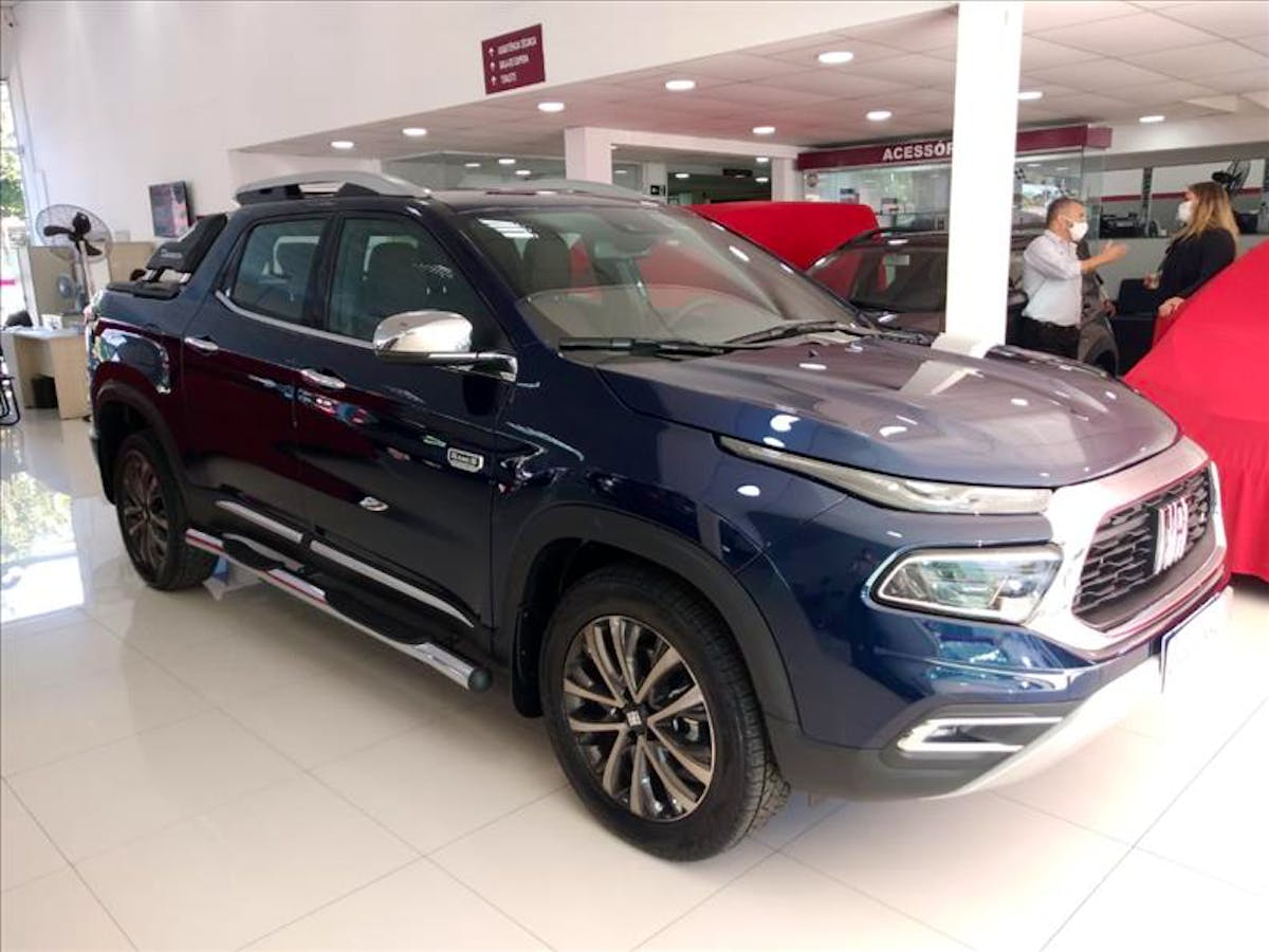 FIAT TORO 2.0 16V Turbo Ranch 4WD 2020/2020 - Foto 2