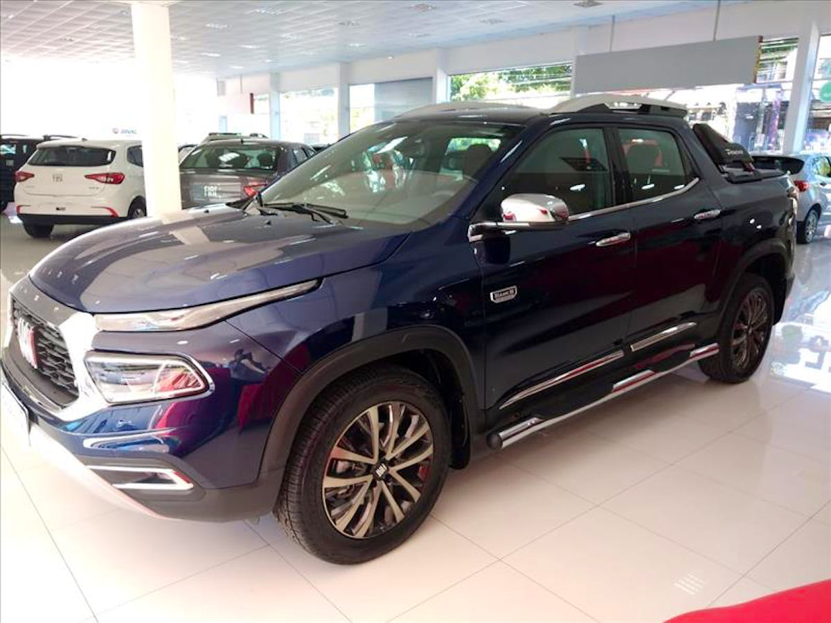 FIAT TORO 2.0 16V Turbo Ranch 4WD 2020/2020 - Foto 3