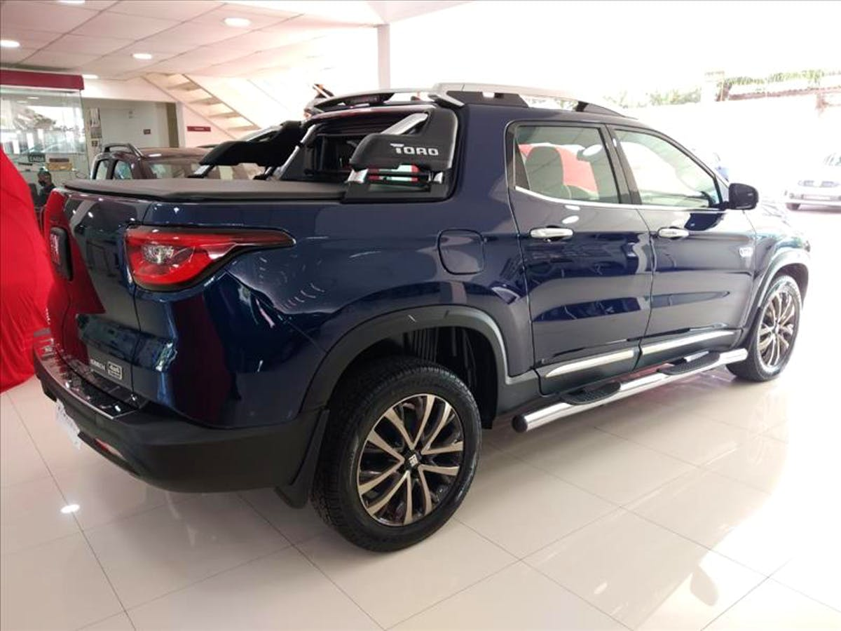 FIAT TORO 2.0 16V Turbo Ranch 4WD 2020/2020 - Foto 4