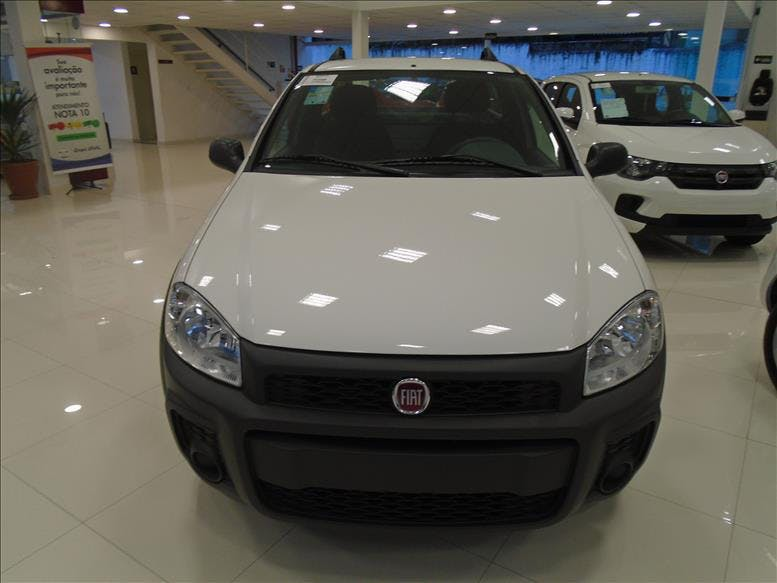 FIAT STRADA 1.4 MPI Hard Working CS 8V 2018/2019