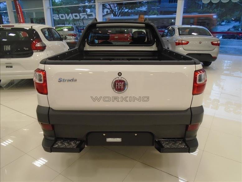 FIAT STRADA 1.4 MPI Hard Working CS 8V 2019/2019 - Foto 2