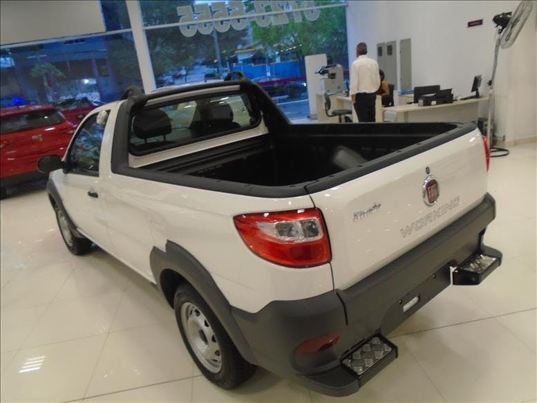 FIAT STRADA 1.4 MPI Hard Working CS 8V 2019/2019 - Foto 7