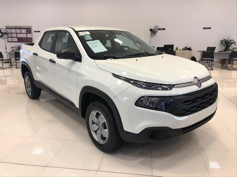 FIAT TORO 1.8 16V EVO Endurance AT6 2018/2019 - Foto 6