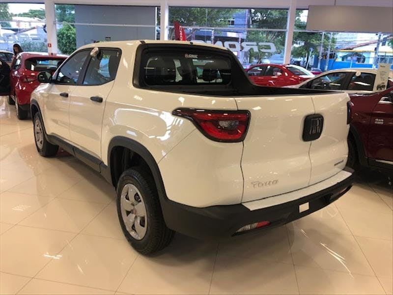 FIAT TORO 1.8 16V EVO Endurance AT6 2018/2019 - Foto 7