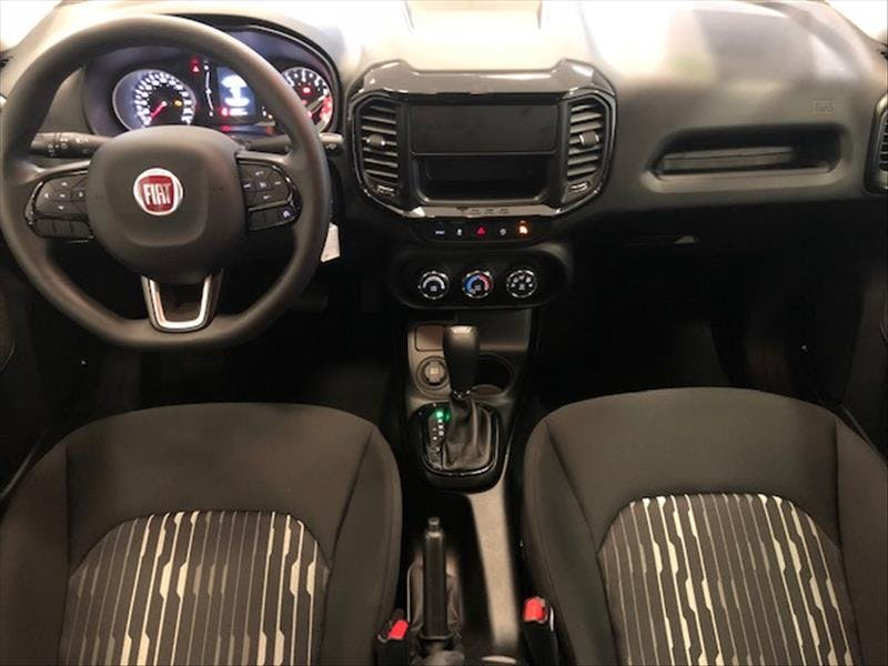 FIAT TORO 1.8 16V EVO Endurance AT6 2018/2019 - Foto 9