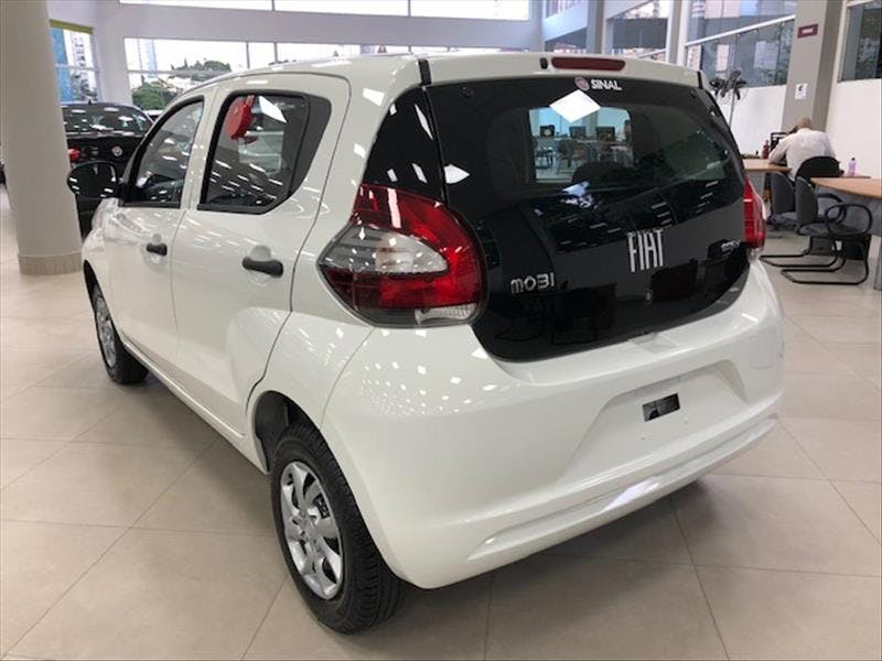 FIAT MOBI 1.0 8V Evo Easy 2019/2019 - Thumb 7