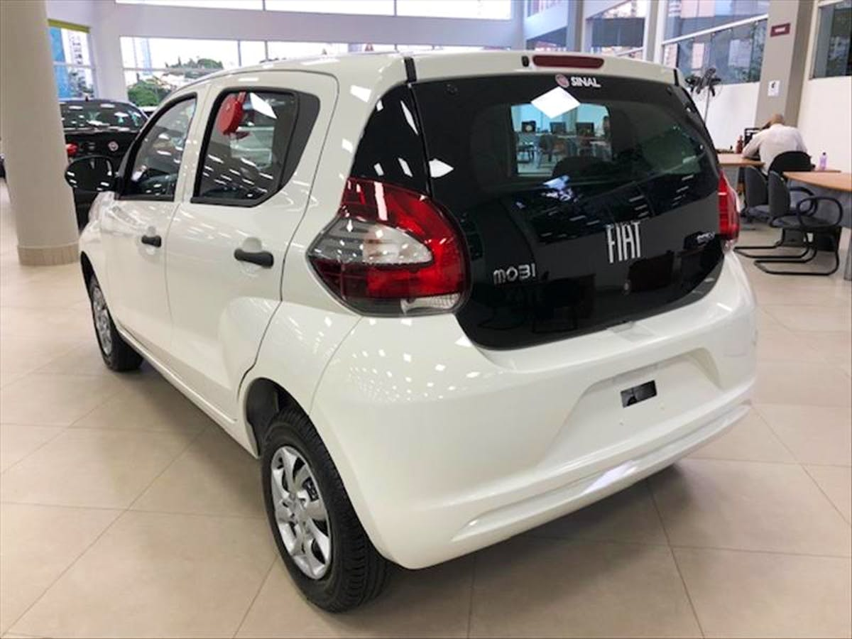 FIAT MOBI 1.0 EVO Easy 2021/2022 - Foto 7