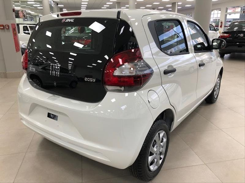 FIAT MOBI 1.0 8V Evo Easy 2018/2018 - Foto 8