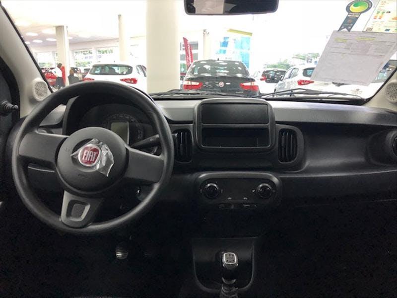 FIAT MOBI 1.0 8V Evo Easy 2018/2018 - Foto 9