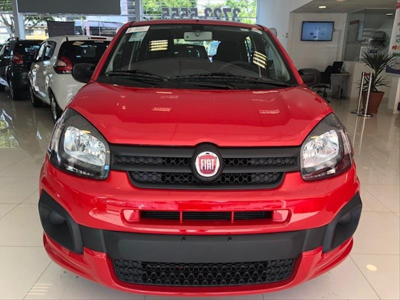 FIAT UNO 1.0 Fire Attractive 2019/2020 - Foto 1
