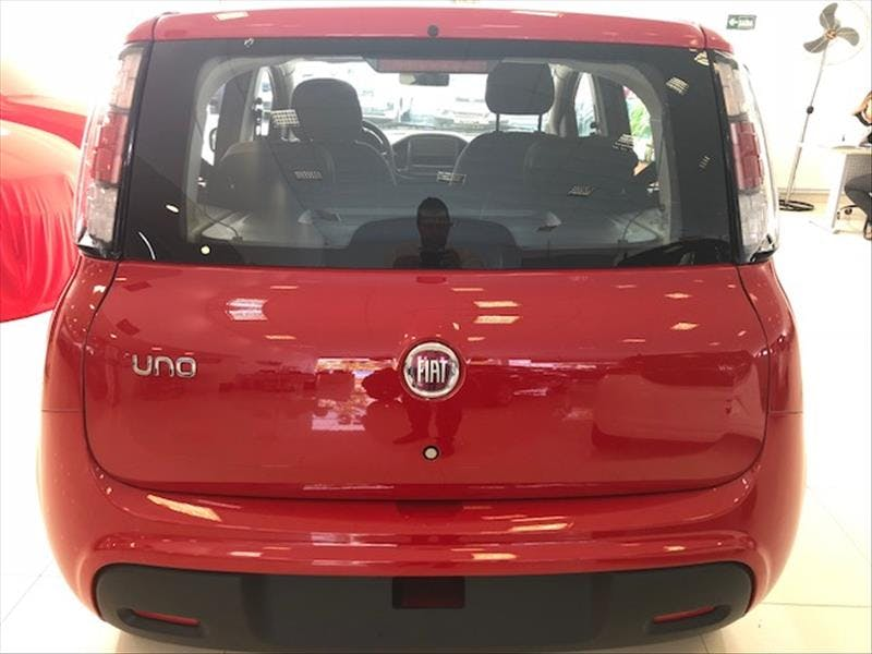 FIAT UNO 1.0 Fire Attractive 2019/2020 - Foto 2